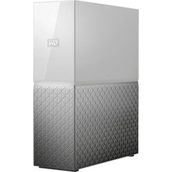 Сетевой накопитель (NAS) Western Digital My Cloud Home 6 TB (WDBVXC0060HWT-EESN)