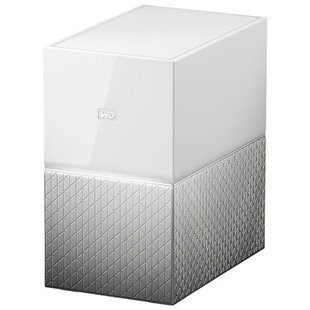Сетевой накопитель (NAS) Western Digital My Cloud Home Duo 12 TB (WDBMUT0120JWT-EESN)