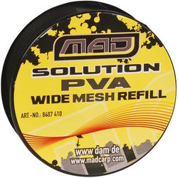Сетка растворимая MAD SOLUTION PVA Mesh Refill WIDE 35mm / 10m
