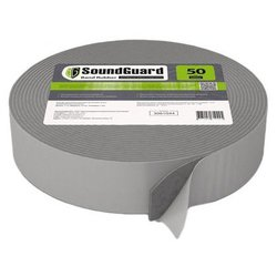 Лента SoundGuard Band Rubber 50 0.5м 4мм