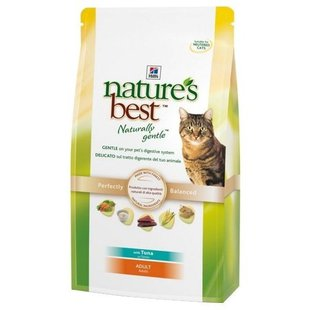 Hill's Nature's Best Feline Adult with Tuna dry (2 кг)