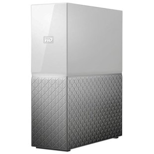 Сетевой накопитель (NAS) Western Digital My Cloud Home 8 TB (WDBVXC0080HWT)