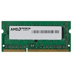 Память AMD SO-DDR3 4Gb 1600MHz (R534G1601S1S-UGO) OEM
