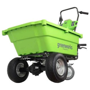 Тележка greenworks G40GC
