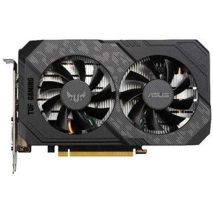 ASUS GeForce GTX 1650SUPER 1530Mhz PCI-E 3.0 4096Mb 12002Mhz 128 bit HDMI HDCP TUF Gaming OC (TUF-GTX1650S-O4G-GAMING) RTL
