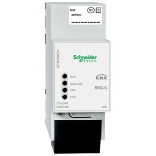 Шинный соединитель линия/зона Schneider Electric MTN680204