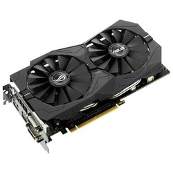 ASUS GeForce GTX 1050 Ti 1379Mhz PCI-E 3.0 4096Mb 7008Mhz 128 bit 2xDVI HDMI HDCP Strix OC Gaming (STRIX-GTX1050TI-O4G-GAMING) RTL